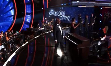 Dancing With The Stars on ABC TV