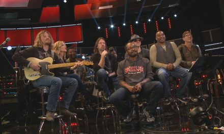 The Voice on NBC TV