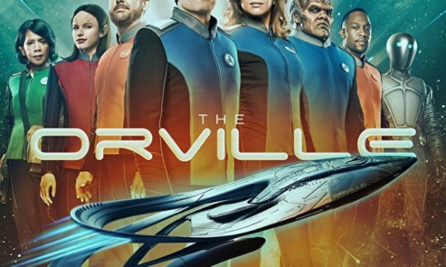The Orville – on the Fox Network