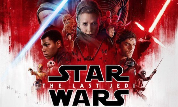 Star Wars The Last Jedi – in theaters soon