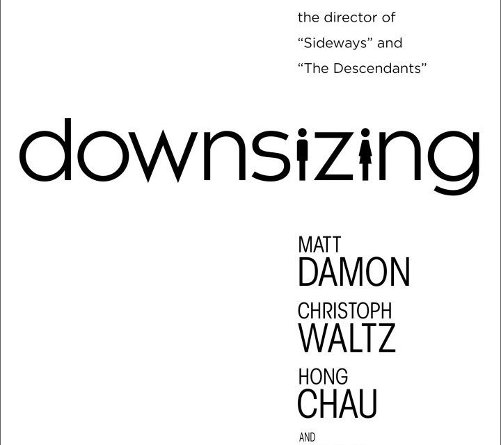 Downsizing in theaters soon