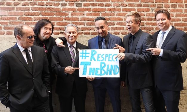 The Jimmy Kimmel  Band #RespectTheBand